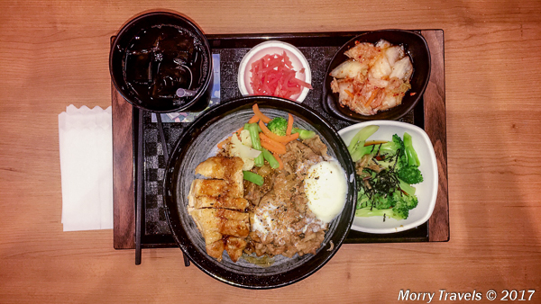 Yoshinoya: Taiwan vs. California