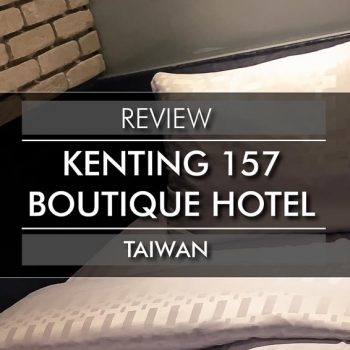 KENTING 157 BOUTIQUE HOTEL REVIEW | Morry Travels