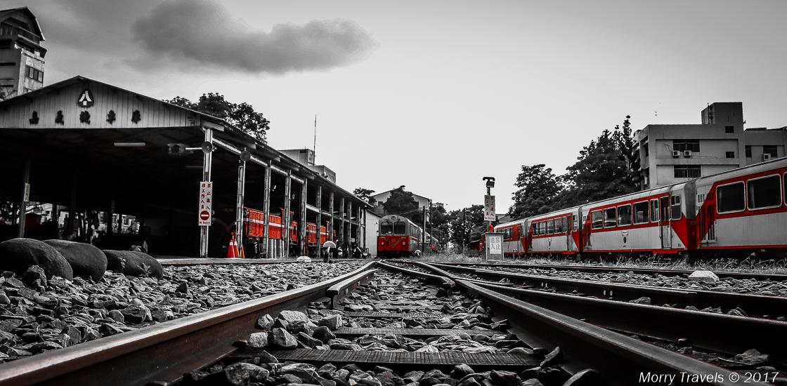 Chiayi Railroad Garage Park