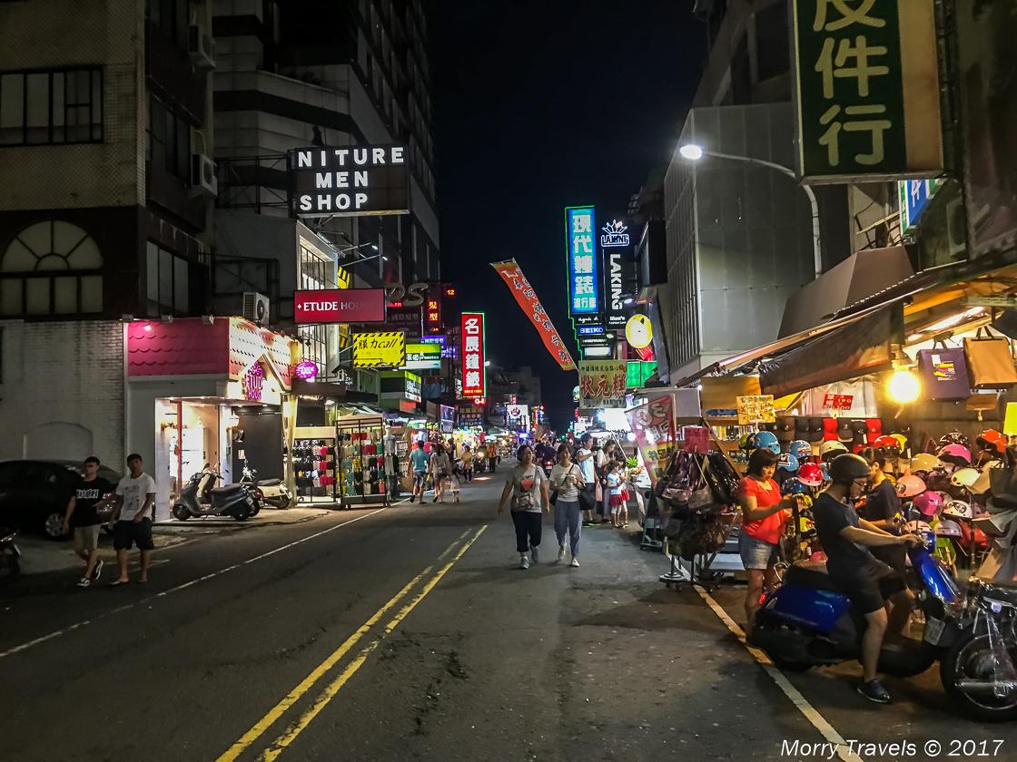 WenHua Nightmarket