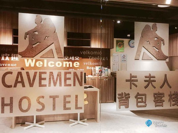 Cavemen Hostel Taipei Station Youth Branch Review