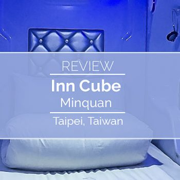 Inn Cube Taipei Minquan Capsule Hotel