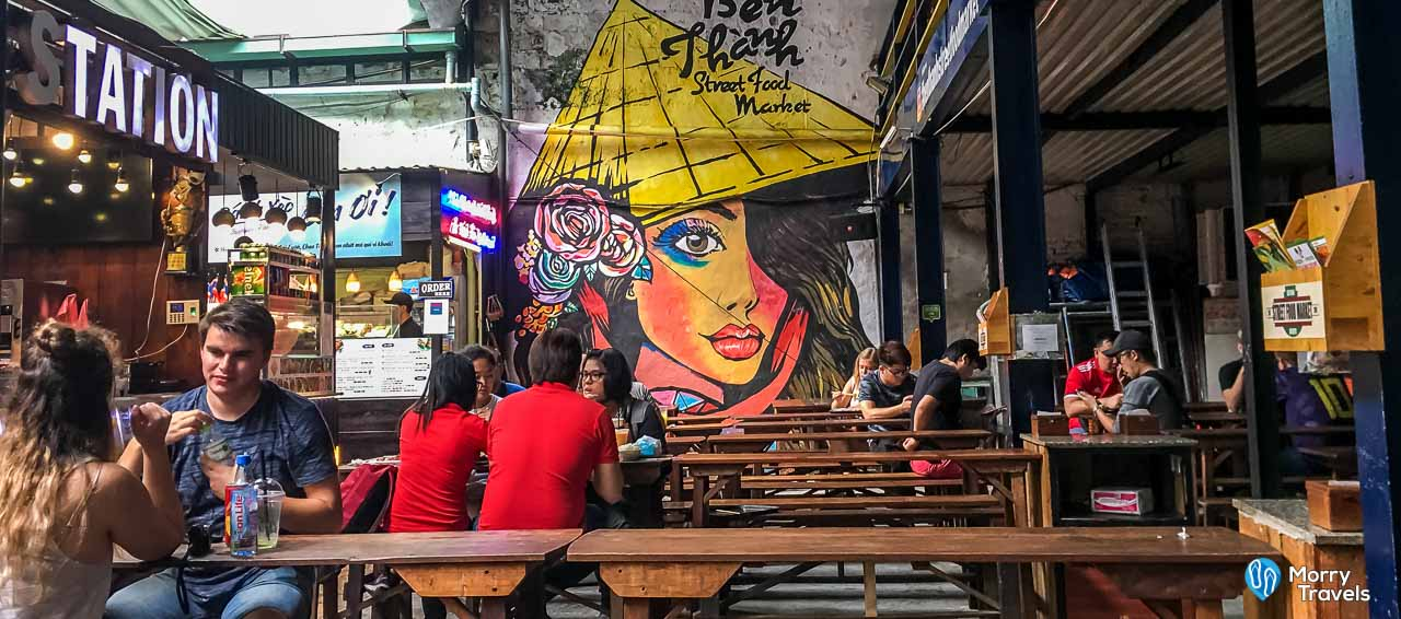 Top Things to Do in Ho Chi Minh City Vietnam | The Ultimate Guide | Ben Thanh Street Food Market
