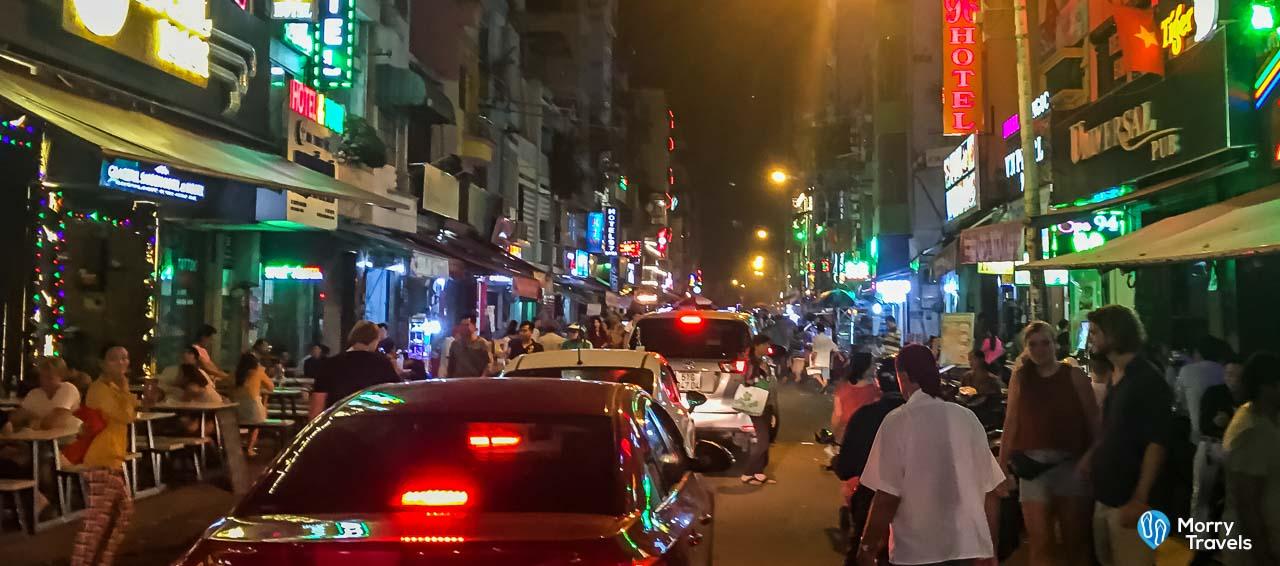 HO CHI MINH CITY NIGHTLIFE GUIDE | Top Party Spots, Best Bars & Clubs in Saigon, Vietnam | Bui Vien Walking Street