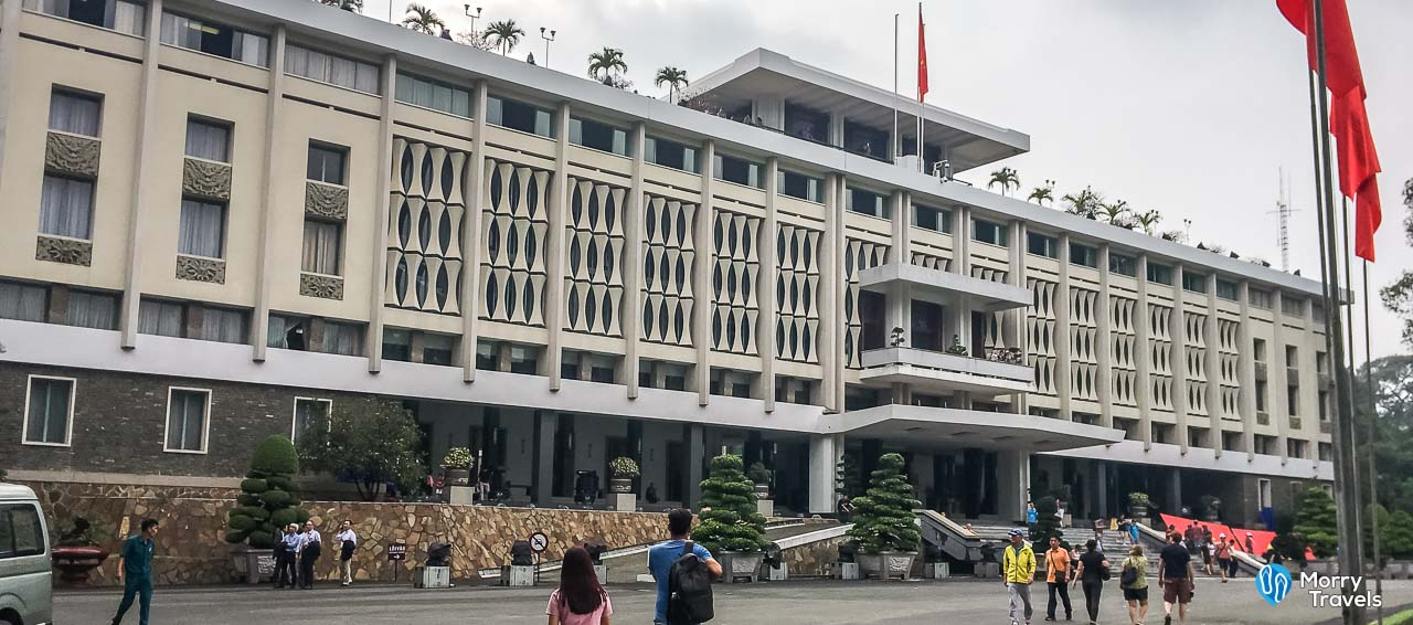 Top Things to Do in Ho Chi Minh City Vietnam   The Ultimate Guide   Independence Palace