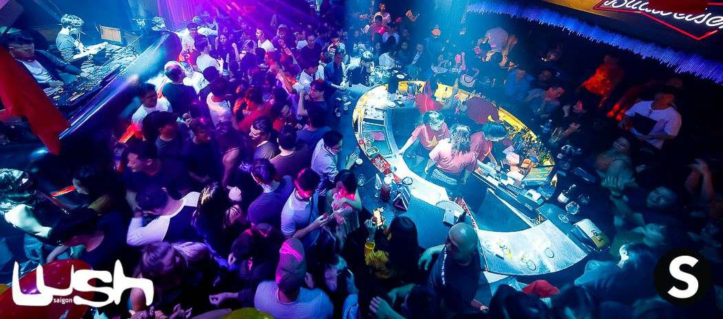 HO CHI MINH CITY NIGHTLIFE GUIDE | Top Party Spots, Best Bars & Clubs in Saigon, Vietnam | Lush Club