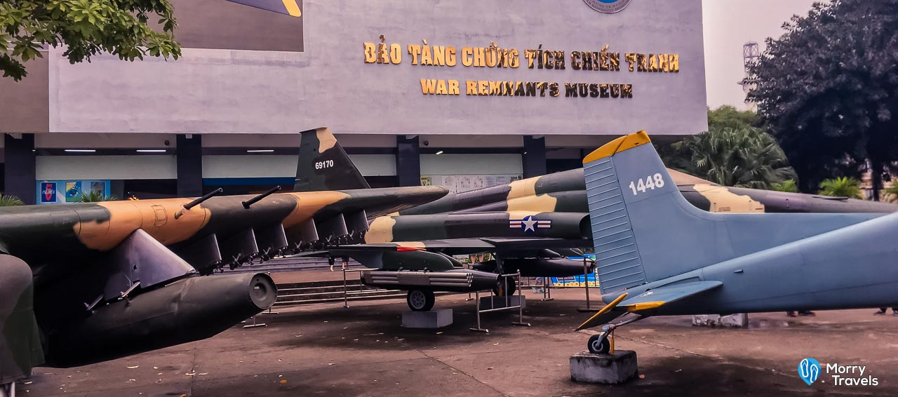Top Things to Do in Ho Chi Minh City Vietnam | The Ultimate Guide | War Remnants Museum