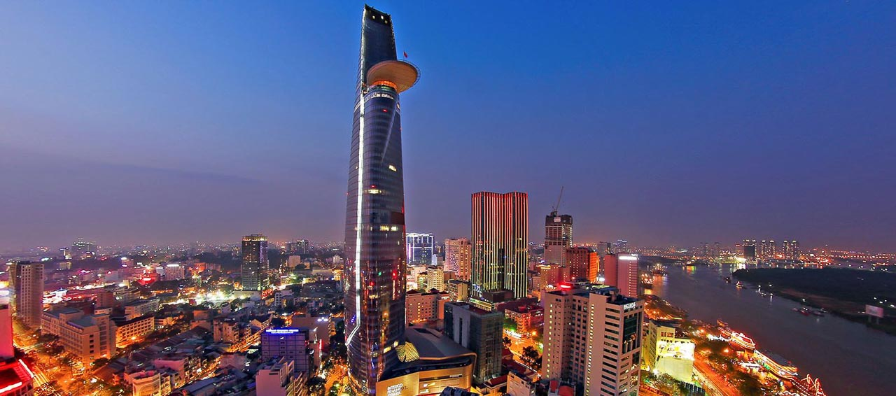 Top Things to Do in Ho Chi Minh City Vietnam | The Ultimate Guide | Bitexco Financial Tower, Skydeck, Eon Heli Bar