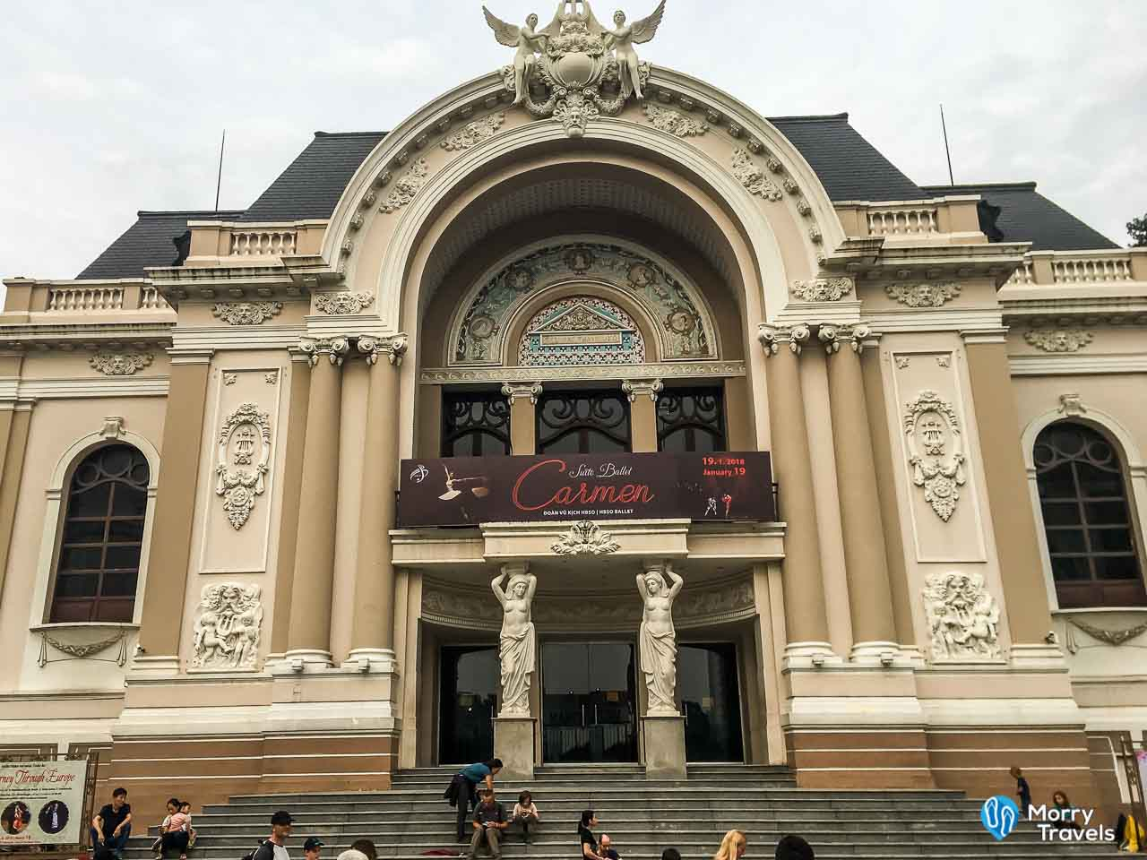 Top Things to Do in Ho Chi Minh City Vietnam   The Ultimate Guide   Saigon Opera House