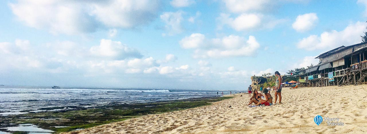 Balangan Beach Uluwatu Bali