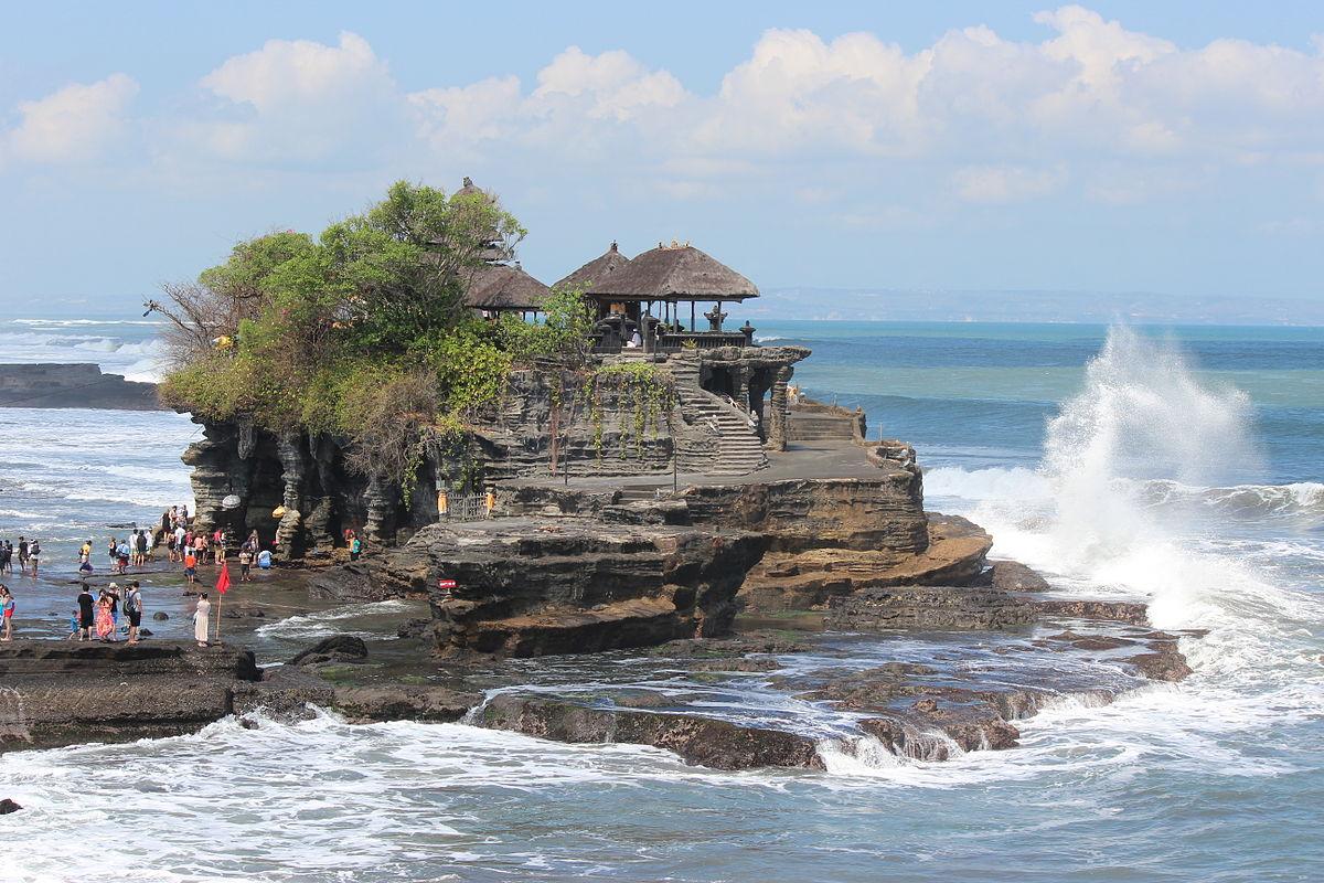 Tannah Lot Temple Canggu Bali