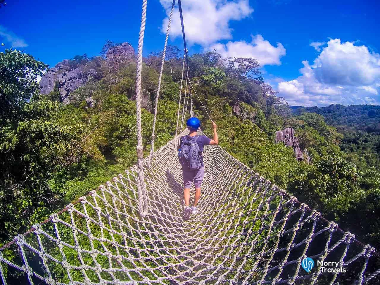 Morry Travels | Masungi Georeserve Exclusive Private Tour