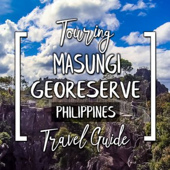 Morry Travels | Masungi Georeserve Exclusive Private Tour | Travel Guide