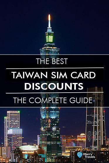 Morry Travels Taiwan Sim Card Discounts Prepaid Data Hotspot Pinterest