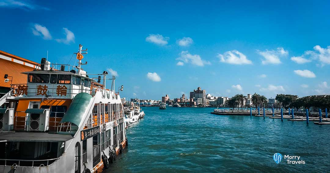 Morry Travels - Top Places to Visit in Kaohsiung - Cijin Island (QiJin Island)