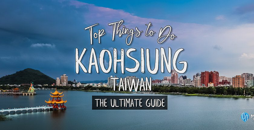Morry Travels Kaohsiung Taiwan