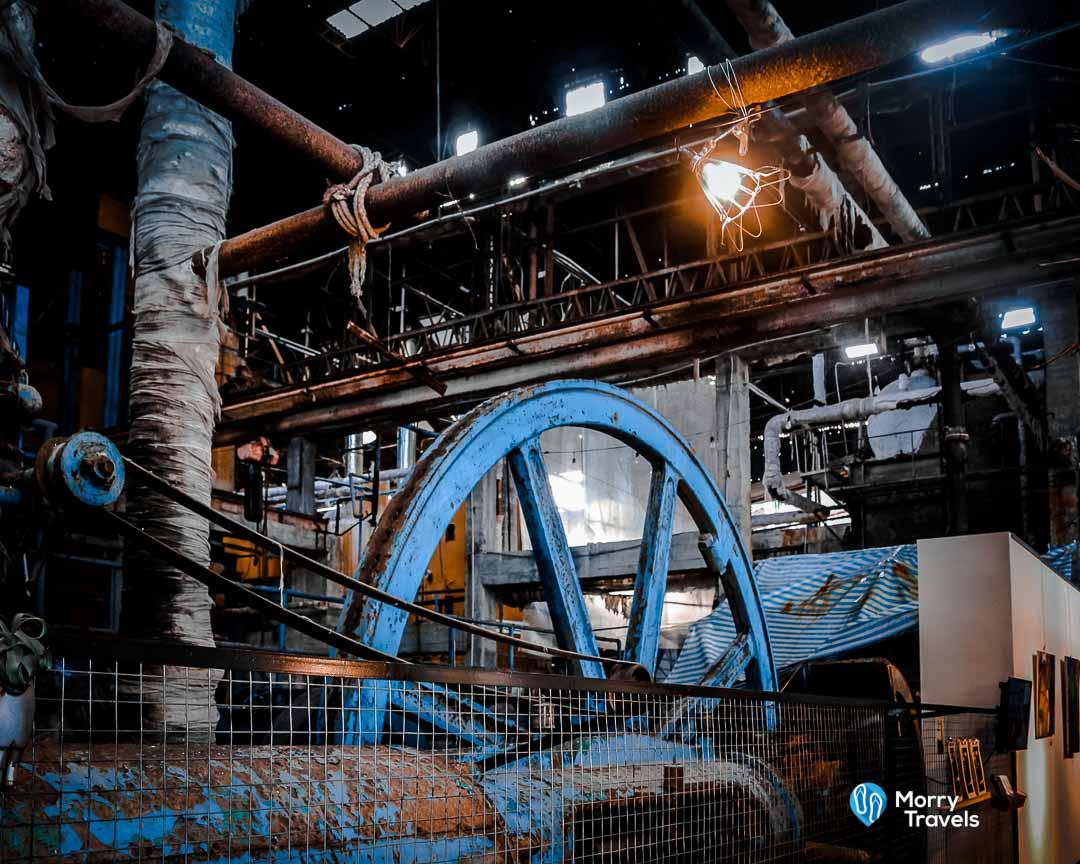 Morry Travels Dulan Sugar Factory