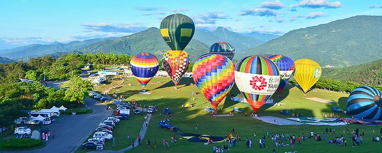 Taitung International Balloon Festival