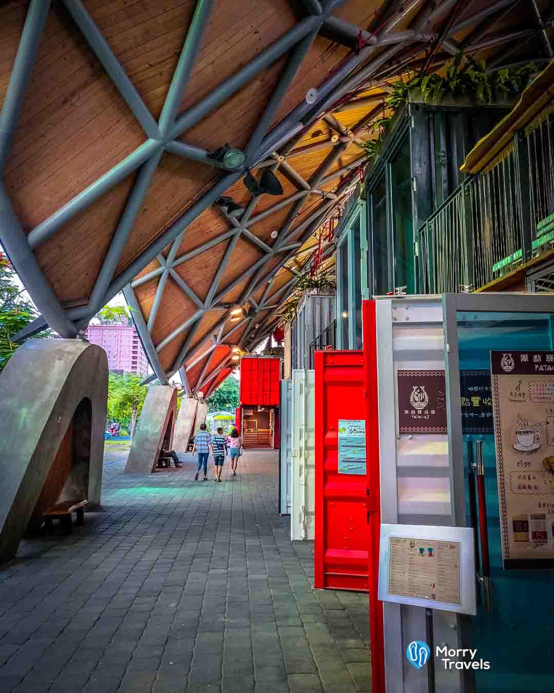 Morry Travels   Railway Art Village, Tiehua Music Village