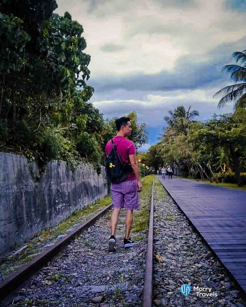 Morry Travels | Railway Art Village, Tiehua Music Village