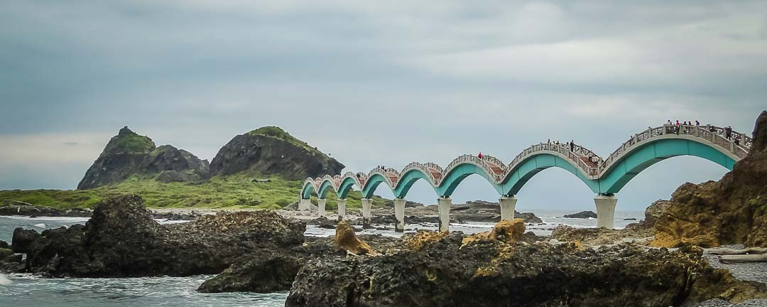 Morry Travels Taitung SanXianTai Arch Bridge